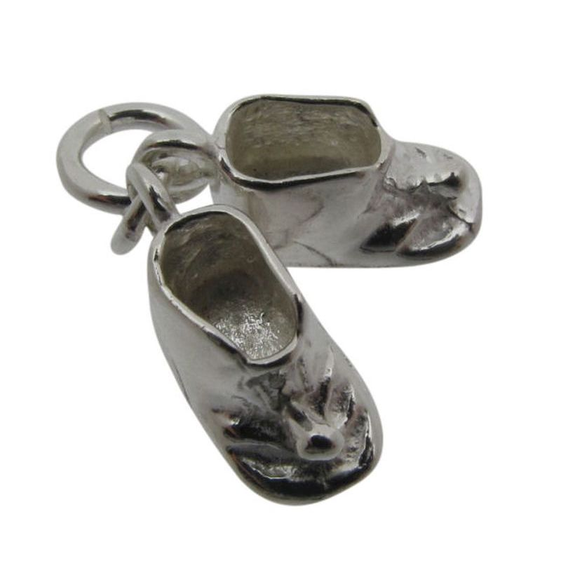 Baby Booties Charm-0