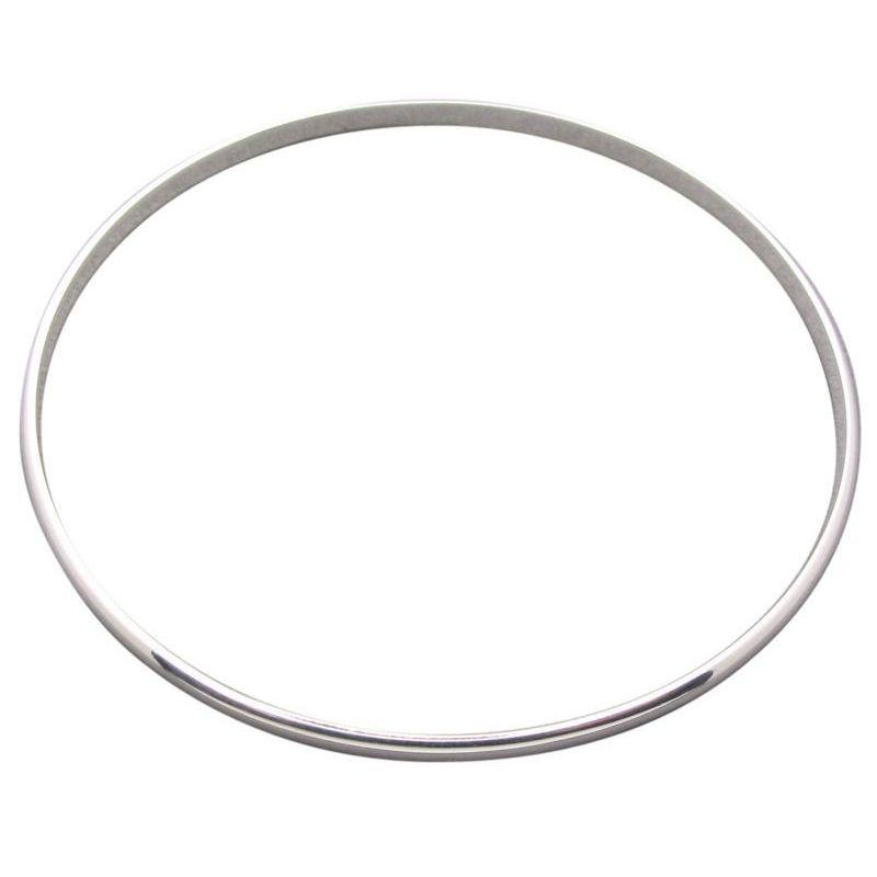 Oval Bangle-0