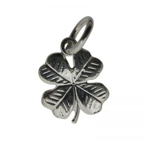 Four Leaf Clover Charm-0