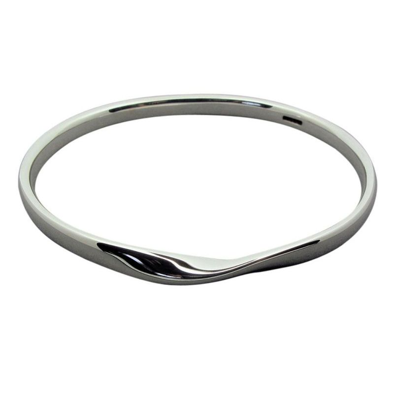 Light Twist Bangle-0