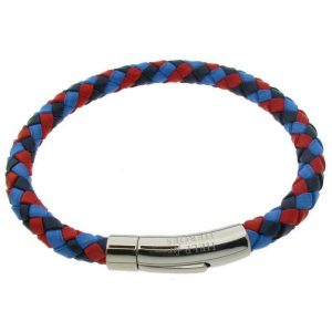 Small Help For Heroes Leather Bracelet-0