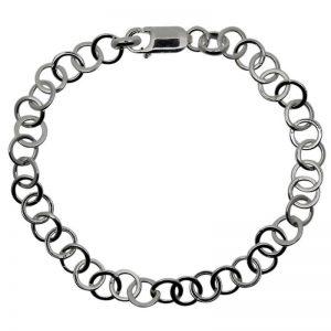 Round-Linked Bracelet-0