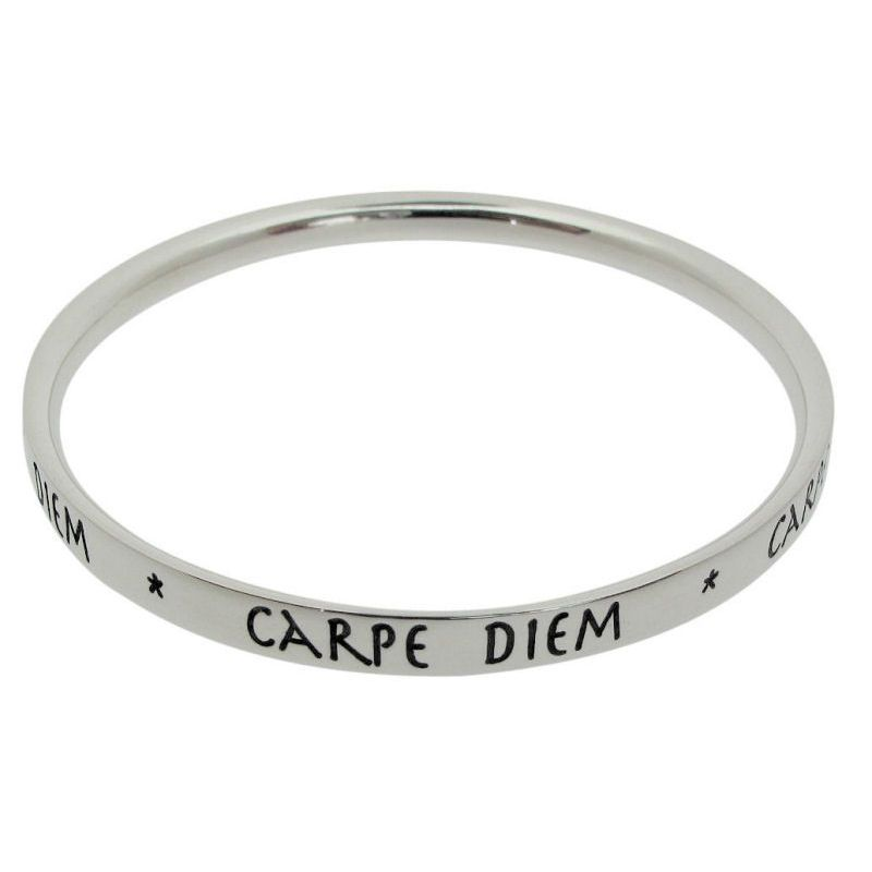 'Carpe Diem' Bangle-0