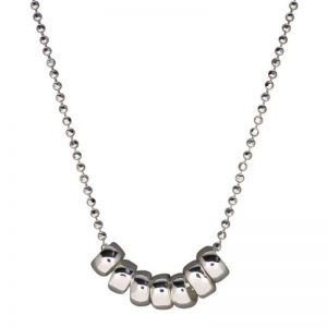 Seven Rings Necklace-0