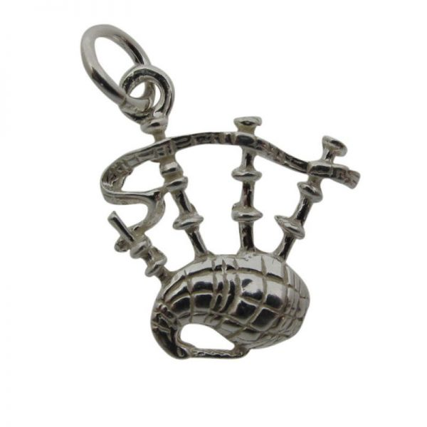 Bagpipes Charm-0
