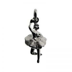Ballerina Charm-0