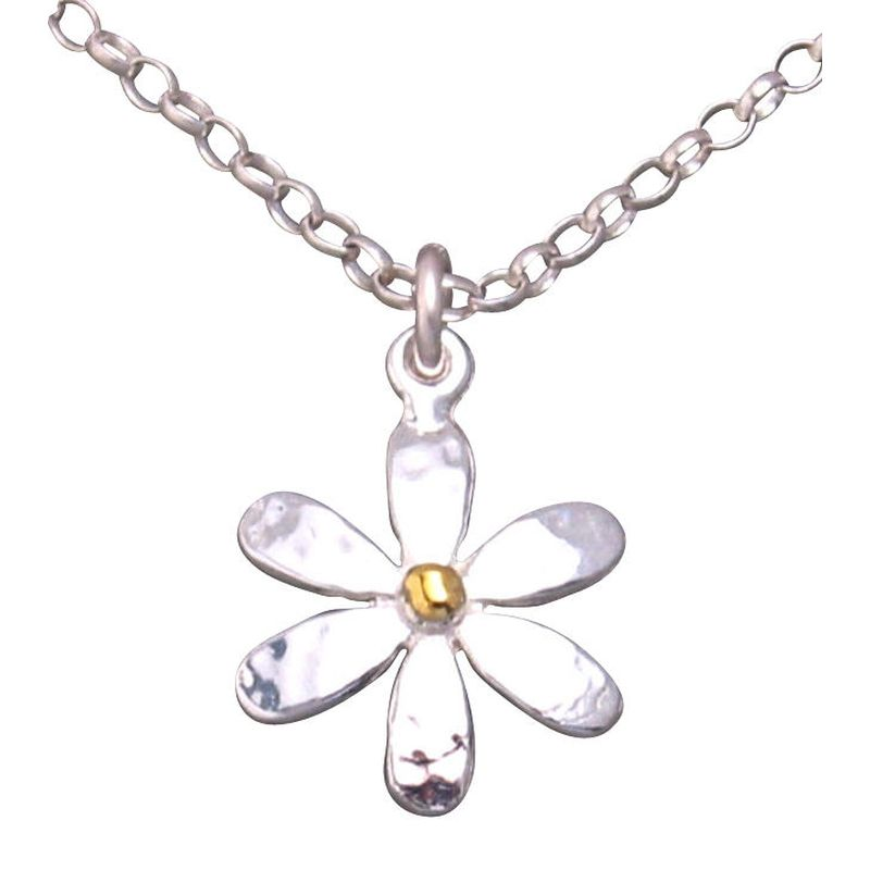 Child's Daisy Necklace-0