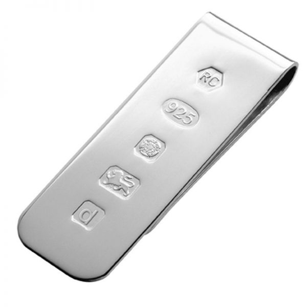 Sterling Silver Money Clip-0