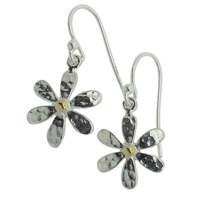 Daisy Drop Earrings-0