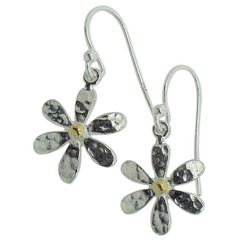 Daisy Drop Earrings-0