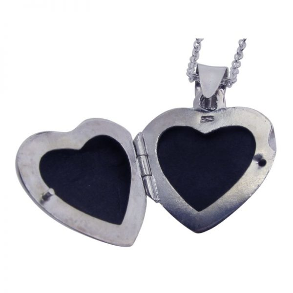 Heart Locket and Chain-426