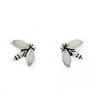 Dragonfly Stud Earrings-0