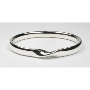Heavy Twist Bangle-0