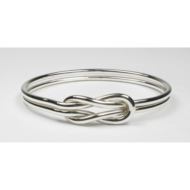 Lovers Knot bangle-0