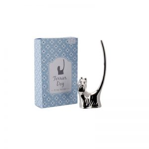 Terrier Dog Ring Stand-0