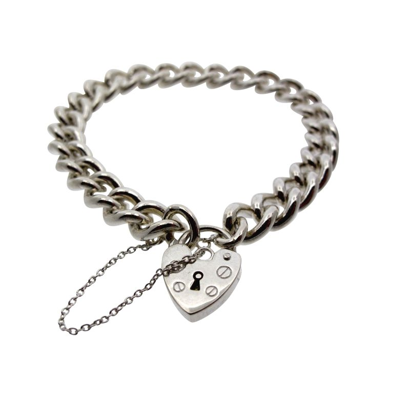 Heavy Charm Bracelet-553